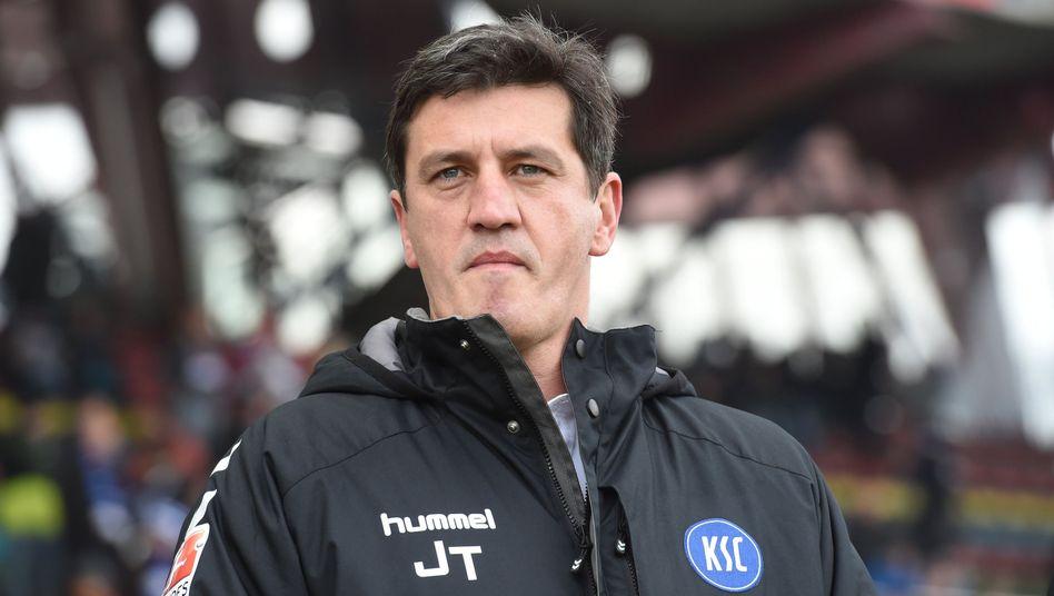 Ex-KSC-Sportdirektor Jens Todt