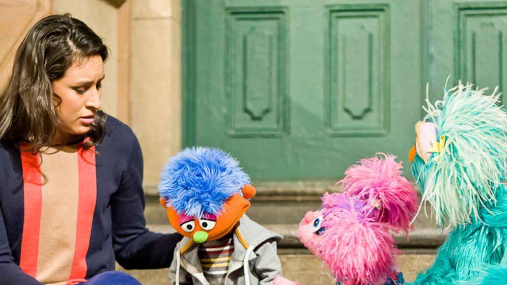 """""""Sesamstraßen""""-Figur Alex: """"Mein Papa ist im Gefängnis"""""""