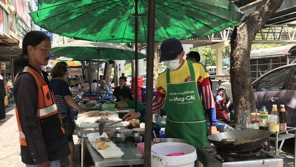 Bangkok: Doch kein Ende des Streetfood-Booms