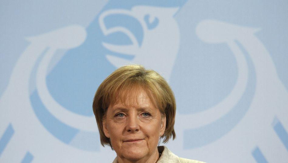 German Chancellor Angela Merkel is facing massive criticism.