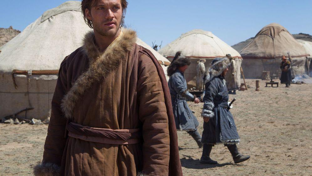 "Netflix-Serie ""Marco Polo"": Warum so brummelig, Herr Khan?"
