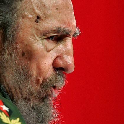 """Will """"Erfahrungen und Ideen"""" weitergeben: Kubas Staatschef Fidel Castro"""