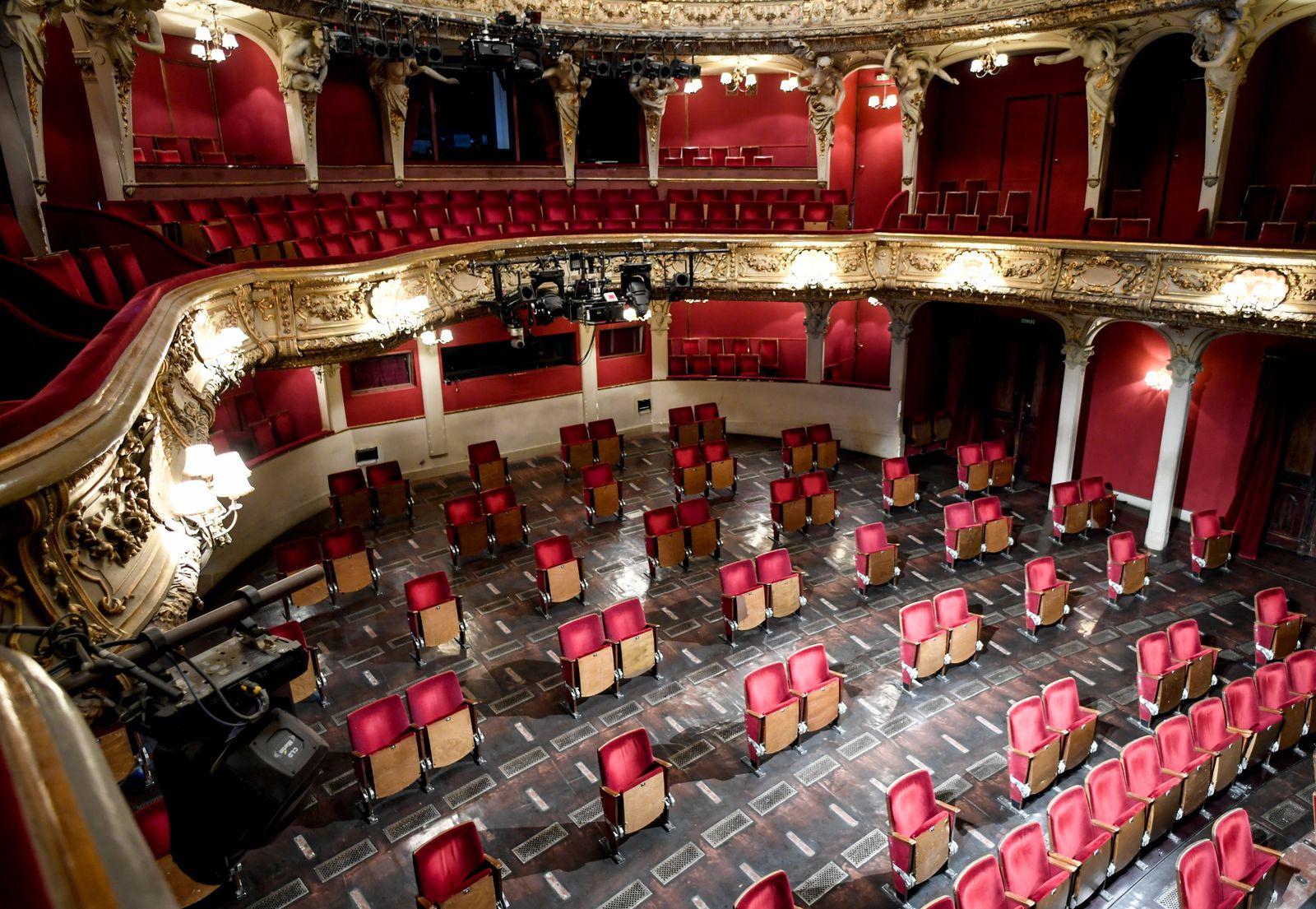 Ist Streaming die Zukunft für Oper und Theater?