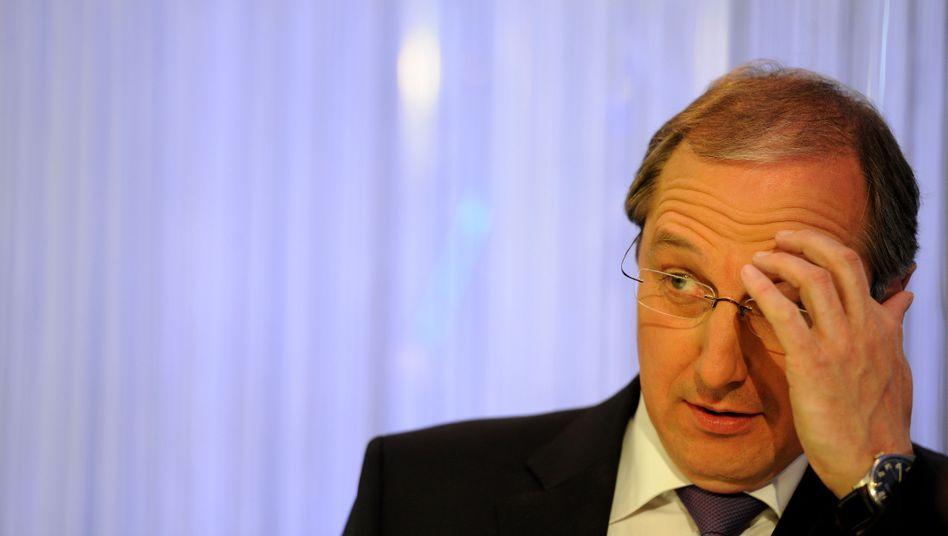 Schleswig-Holsteins CDU-Landeschef Jost de Jager: Landeschef ohne Mandat