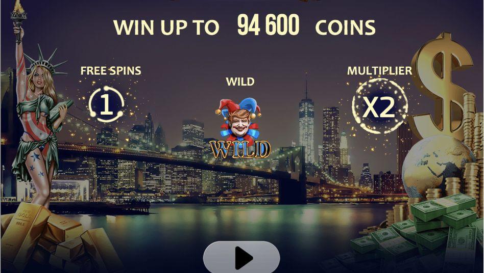 "Screenshot einer Casino-Website: ""Wunderbar, um denen das Geschäft zu erschweren"""