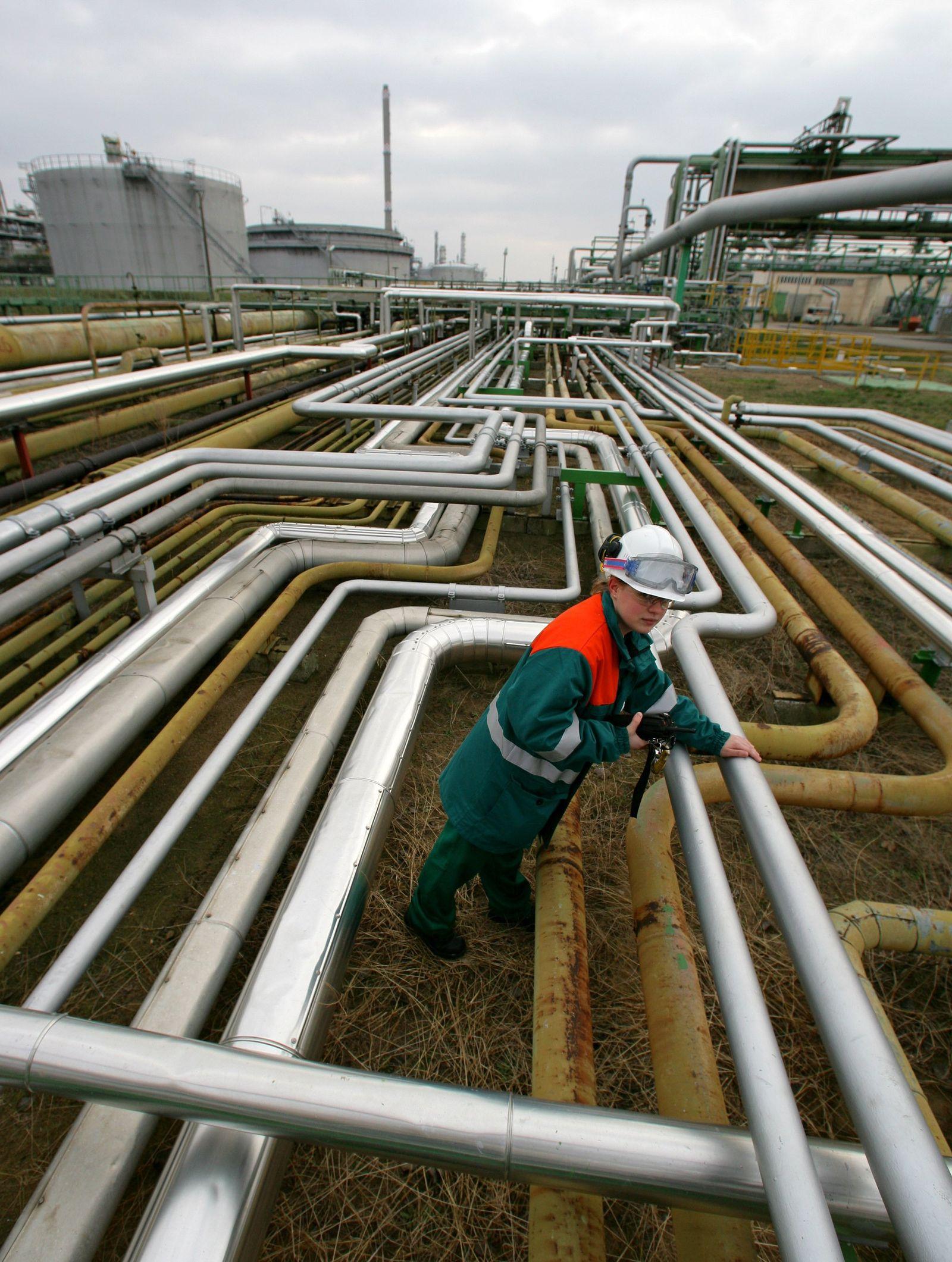 PCK Raffinerie Schwedt legt Jahresbilanz vor