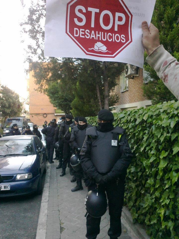 EINMALIGE VERWENDUNG Spanien / Story 1 / Die Verbannten von Madrid