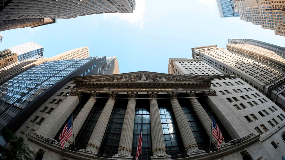 """Wall Street in New York: Für Aktionäre will man einen """"langfristigen Wert"""" ihrer Geldanlage schaffen"""