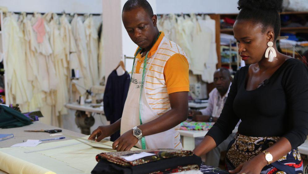 Rwanda Clothing: Mode aus Kigali