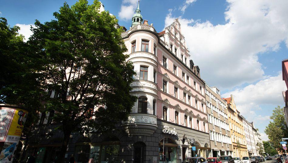 Altbauten in München-Schwabing: Hauptstadt der hohen Preise