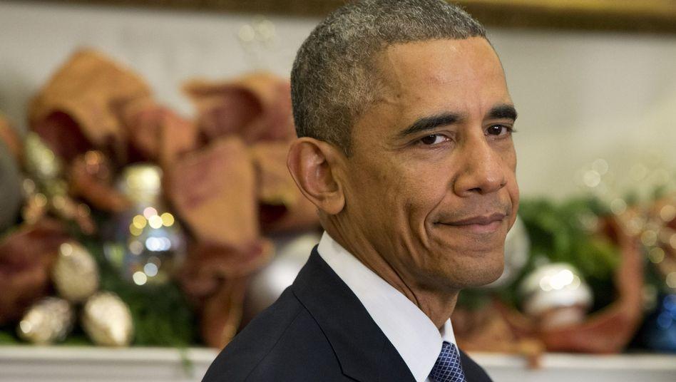 "US-Präsident Obmama: ""Soll ich ihn fragen, ob er DJANGO mochte?"""