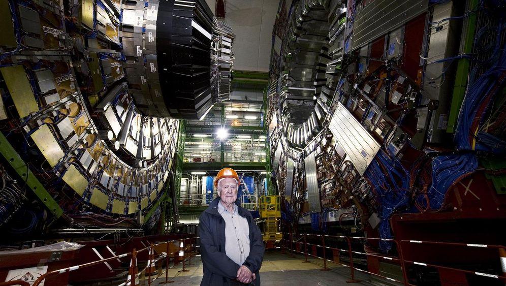 Higgs-Boson: Die Spur des Gottesteilchens