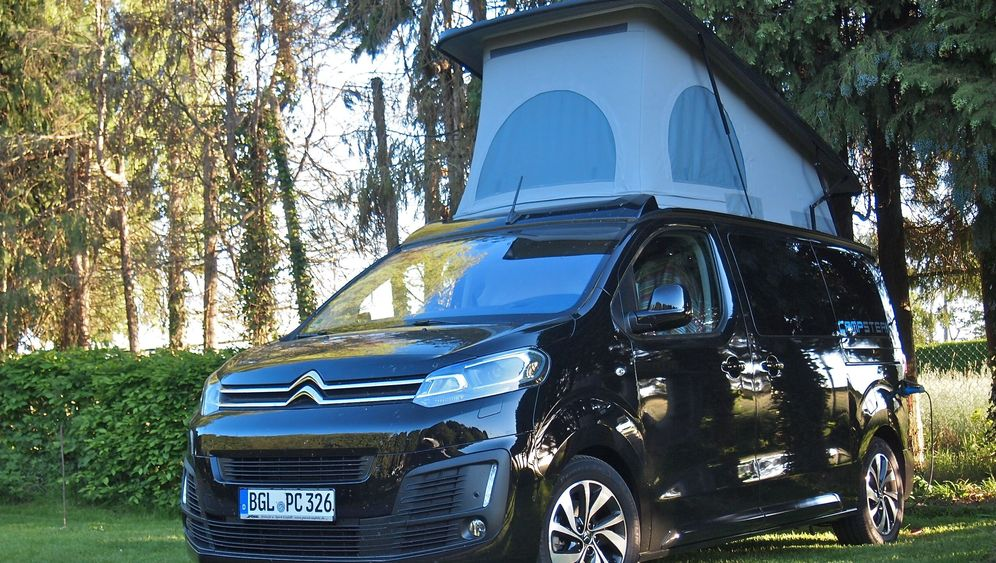 Camping-Bus Campster: Mal ein anderer