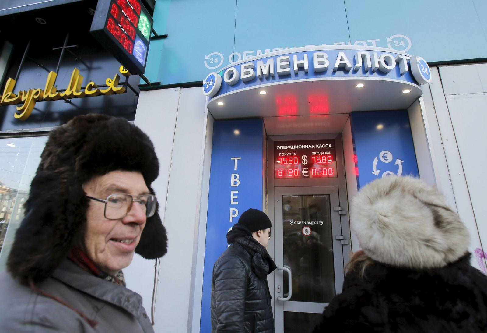 Russland / Wirtschaft