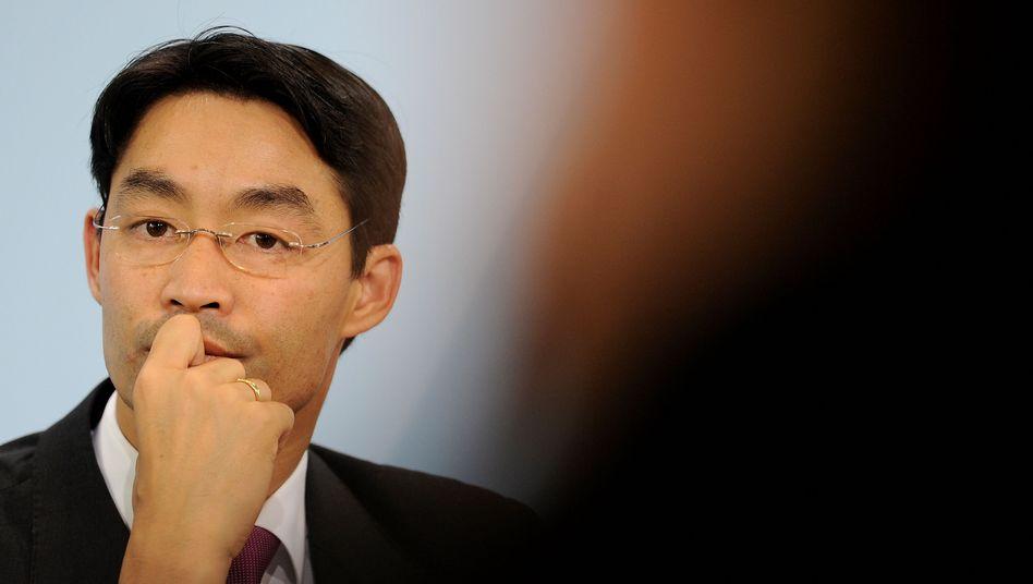 FDP-Chef Rösler: Es läuft nicht für den neuen Vorsitzenden und seine Partei