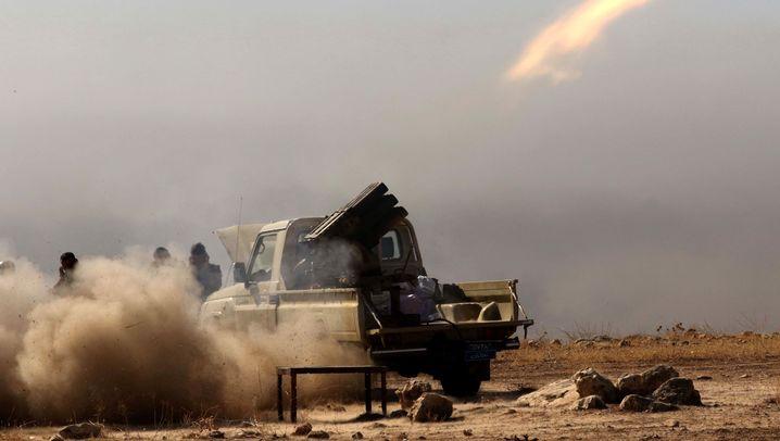 Offensive im Irak: Machtkampf um Mossul