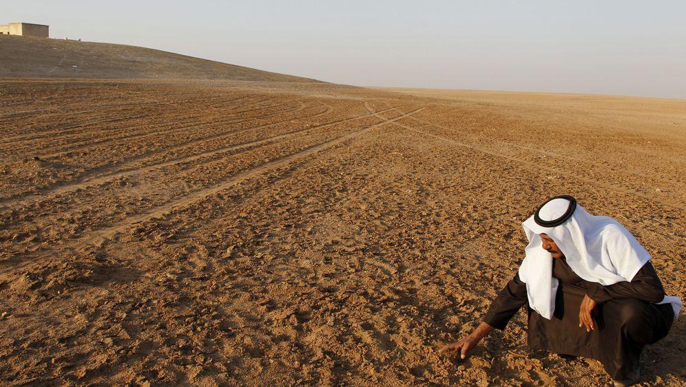 Fotos: Dürre und Bürgerkrieg in Syrien