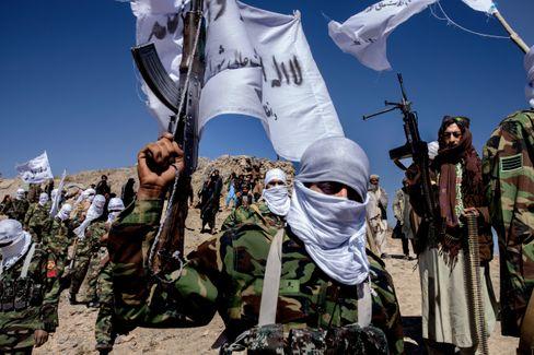 Taliban-Kämpfer in Herat