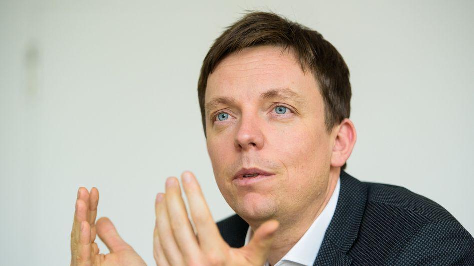 Tobias Hans, Ministerpräsident des Saarlandes