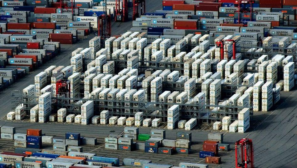 Container-Terminal in Bremen: Europa verliert an Bedeutung
