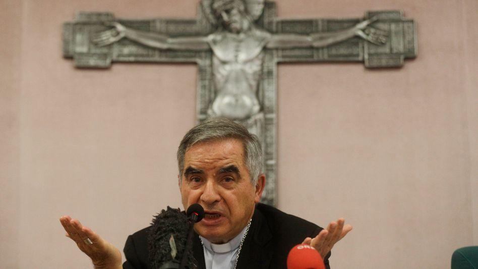Kardinal Angelo Becciu (2020)