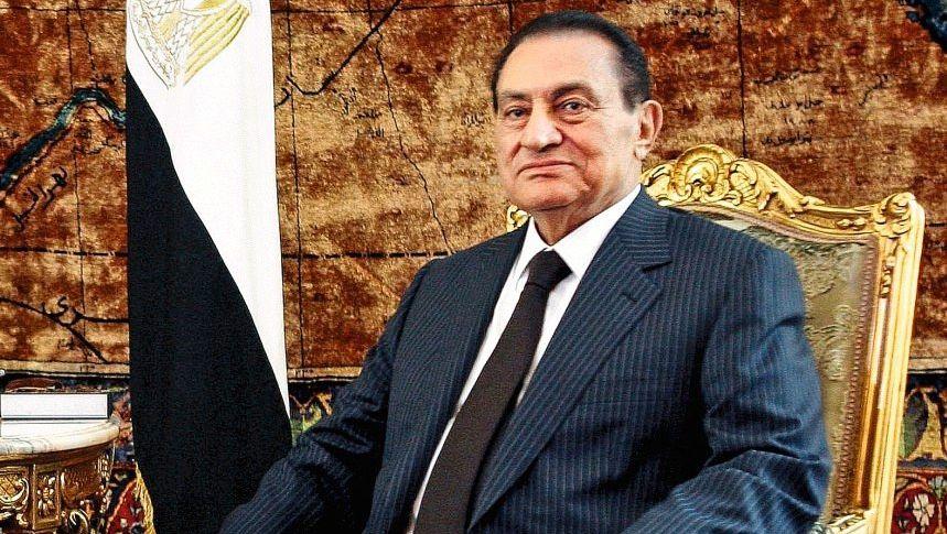 Staatschef Mubarak 2010: Befleckte Ehre