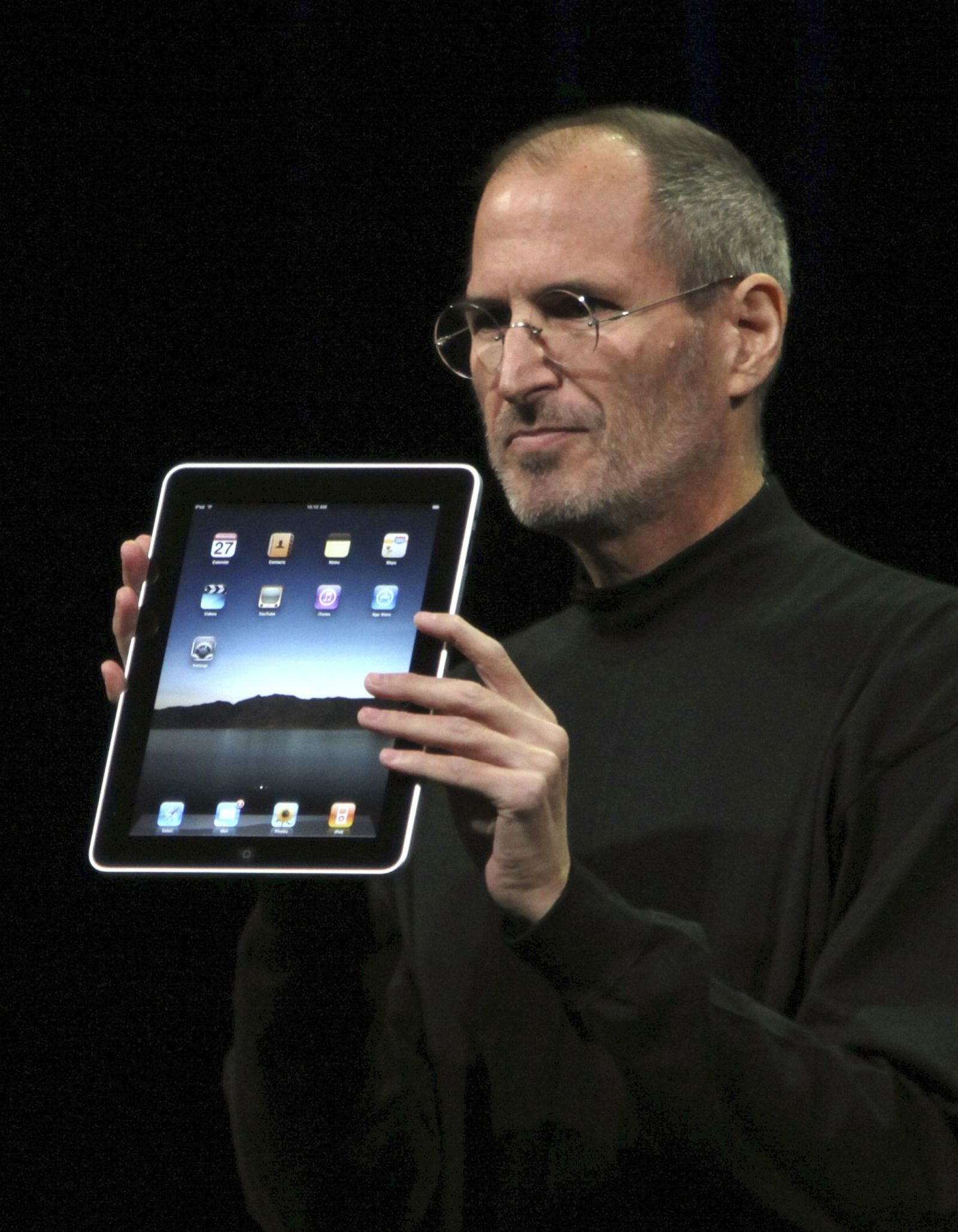 Apple Tablet / Präsentation