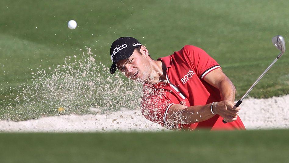 Top-Golfer Kaymer: Derzeit auf Weltranglisten-Platz vier