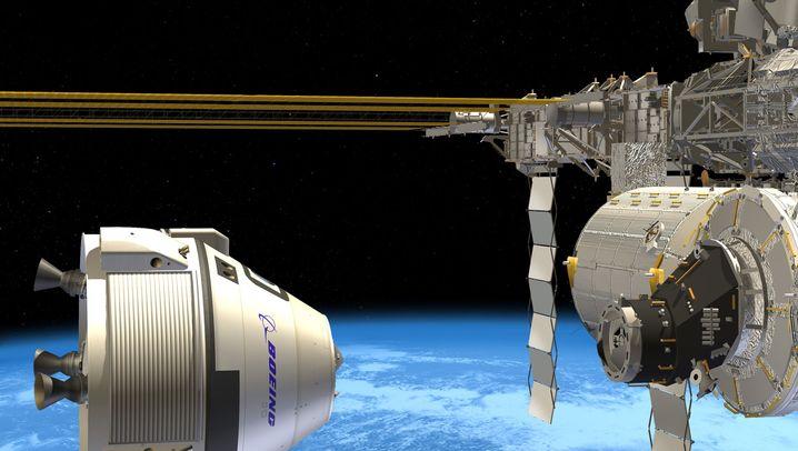 US-Raumfahrt: Kommerzielle Flüge ins All