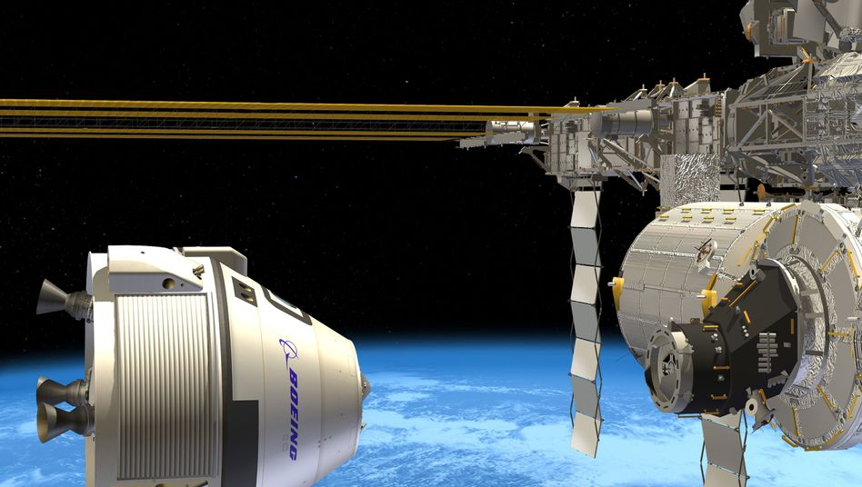 Astronauten: USA steigen 2017 wieder in bemannte Raumfahrt ein