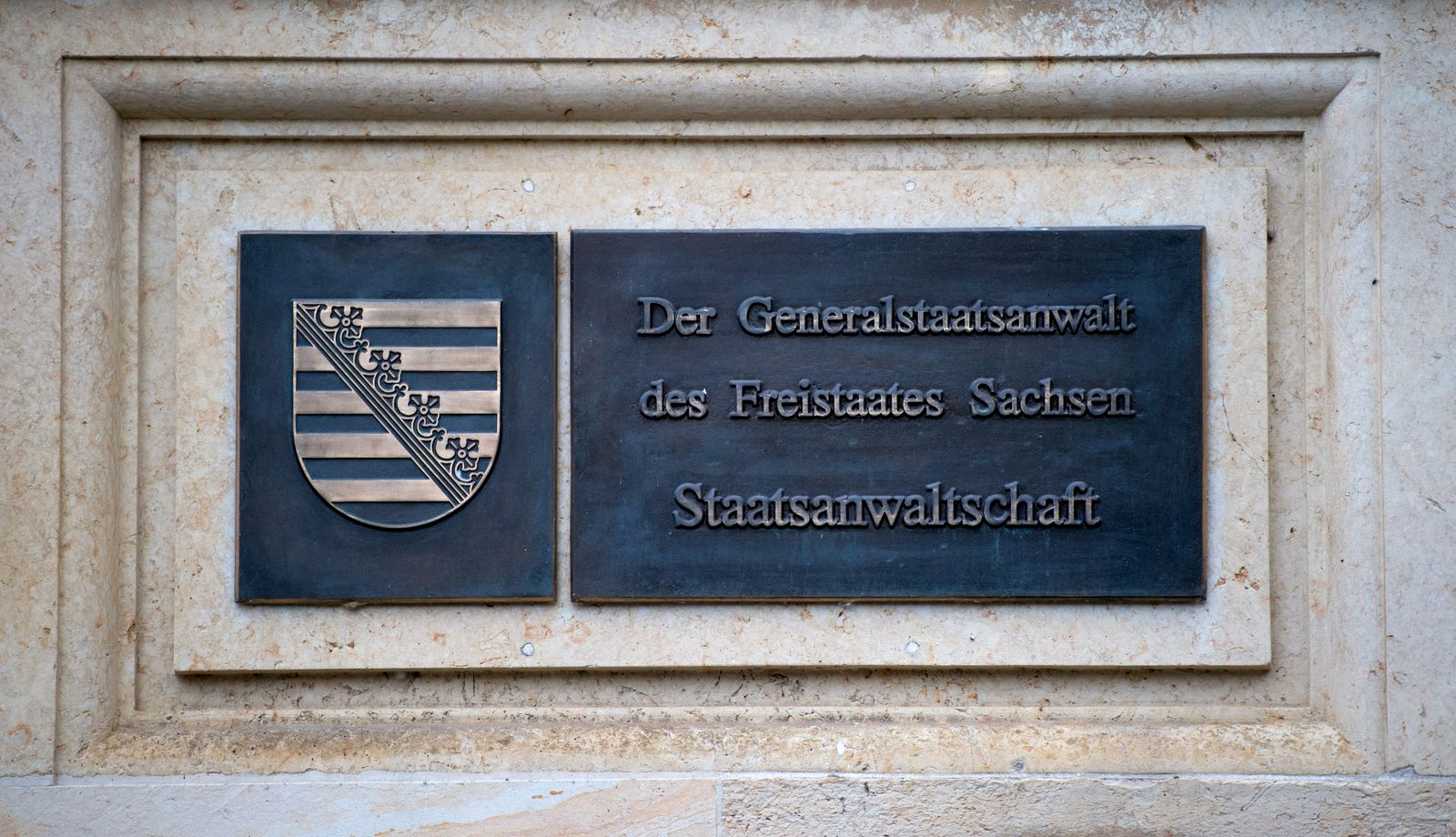 Neuen Organisationsstruktur der Staatsanwaltschaft Dresden
