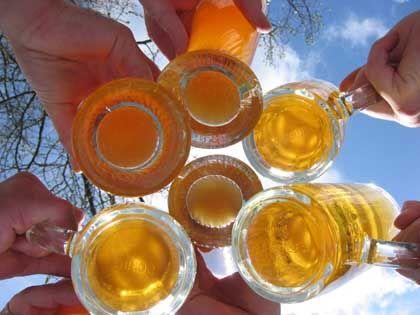 Kohlensäure im Pils: Bier-Trinker sollen Klima-Sünder sein