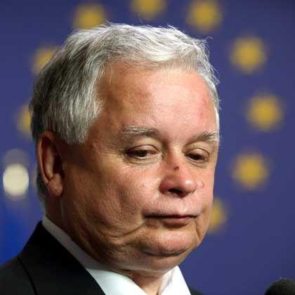 Polen-Präsident Kaczynski: Per Google-Bombe beleidigt