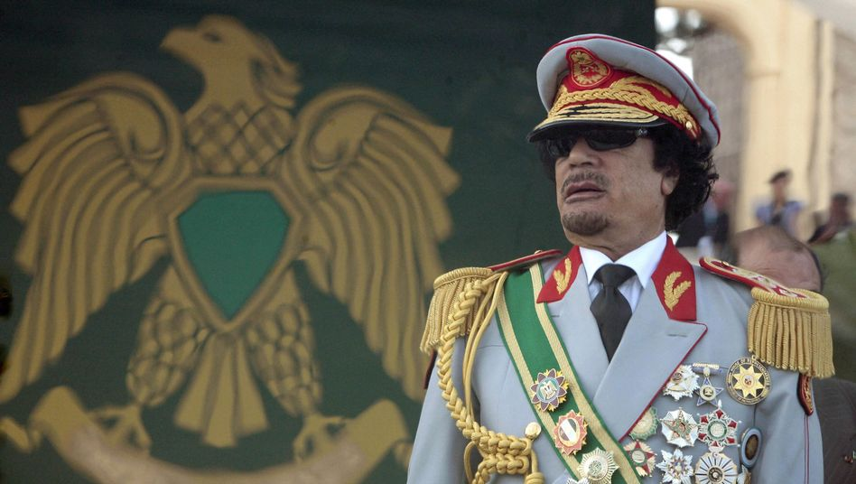 Muammar Gaddafi 2009