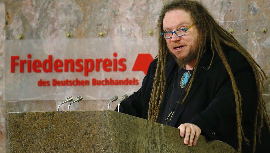 Informatiker, Musiker und Schriftsteller Jaron Lanier: Der Friedenspreis ist mit 25.000 Euro dotiert