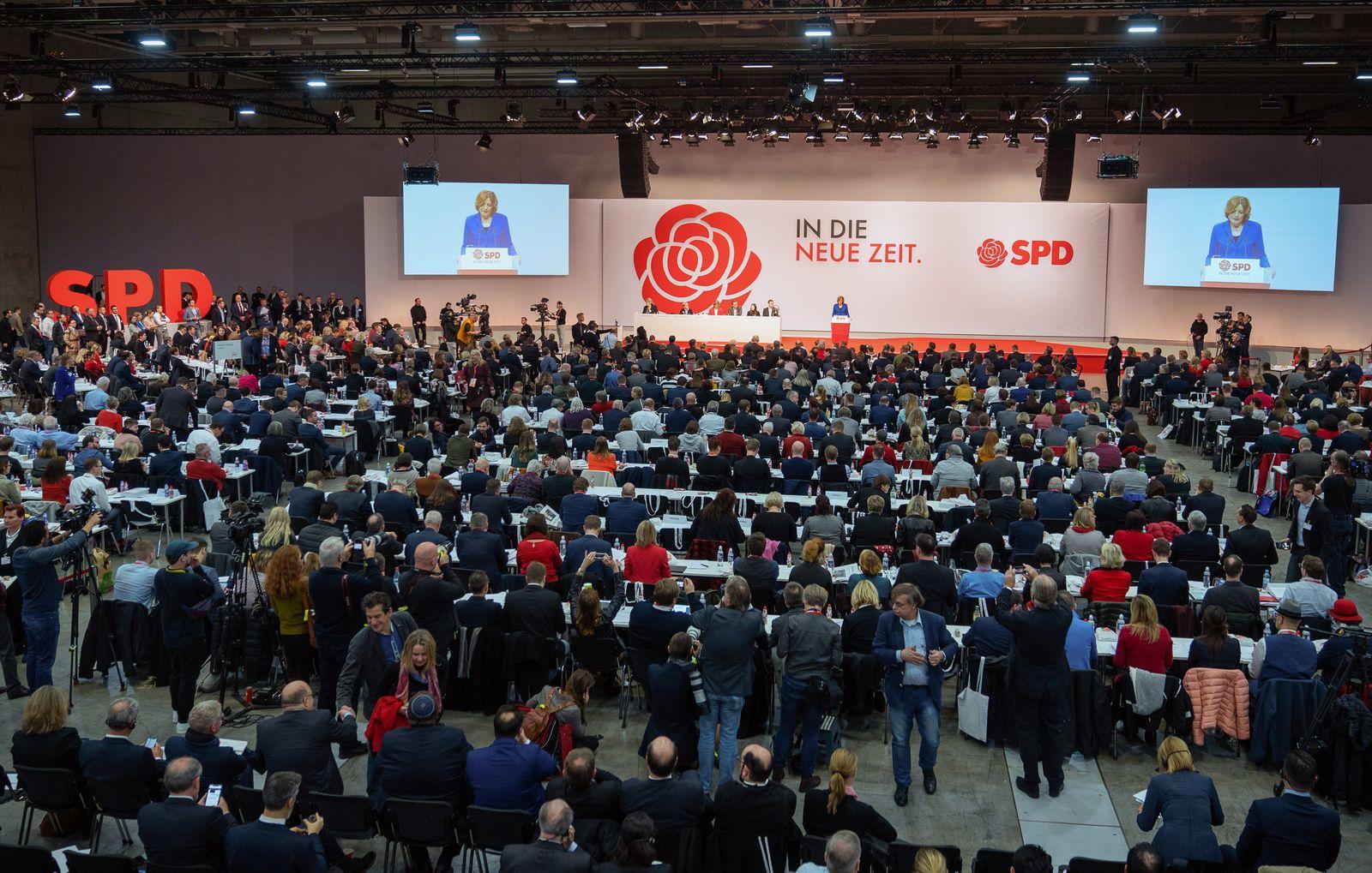 SPD/ Bundesparteitag