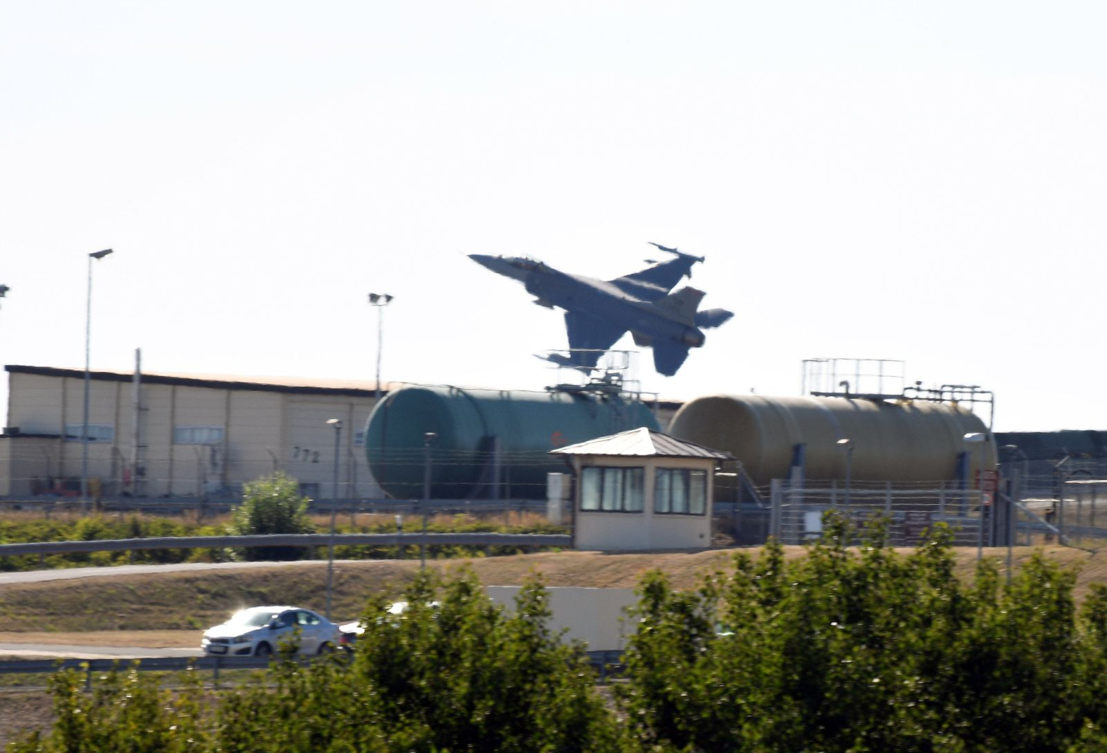 US-Air Base Spangdahlem