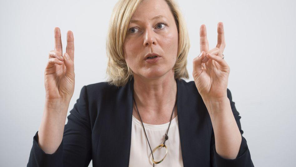 """SPD-Wahlkämpferin Joost: """"Die großen Internetkonzerne handeln in Sachen Datenschutz unverantwortlich"""""""