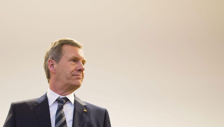 """Ex-Präsident Wulff: """"Inzwischen wieder eingefallen"""""""
