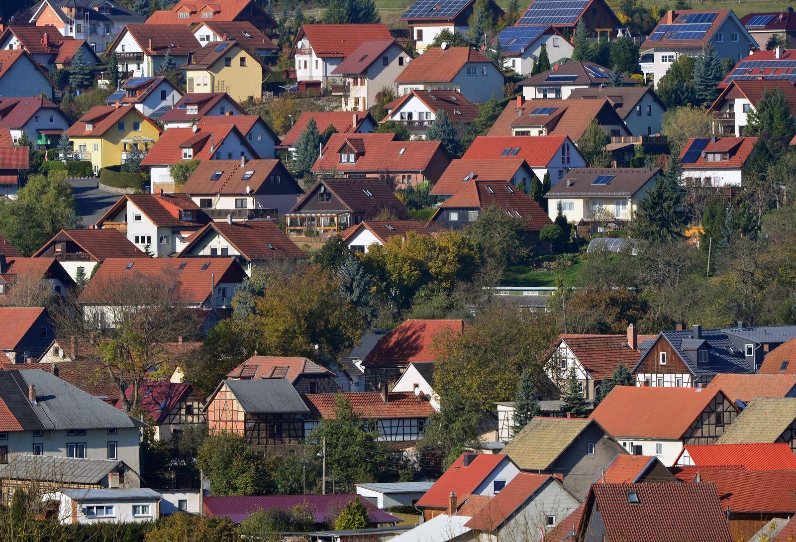 Pk zu Veränderungen auf dem Thüringer Wohnungsmarkt