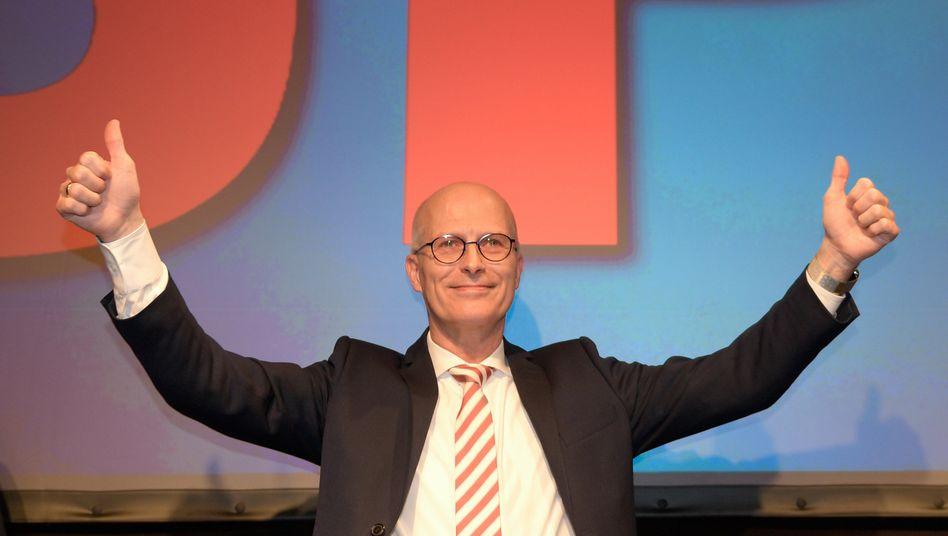 Bürgerschaftswahl in Hamburg: SPD bezwingt sich selbst