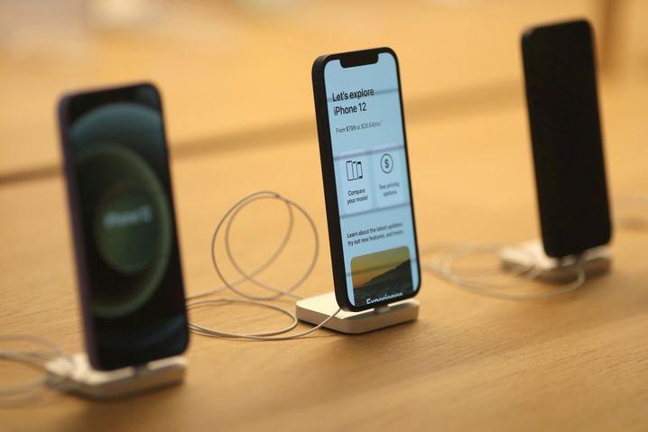 »Let's explore iPhone 12« könnte auch ein Motto der NSO Group sein