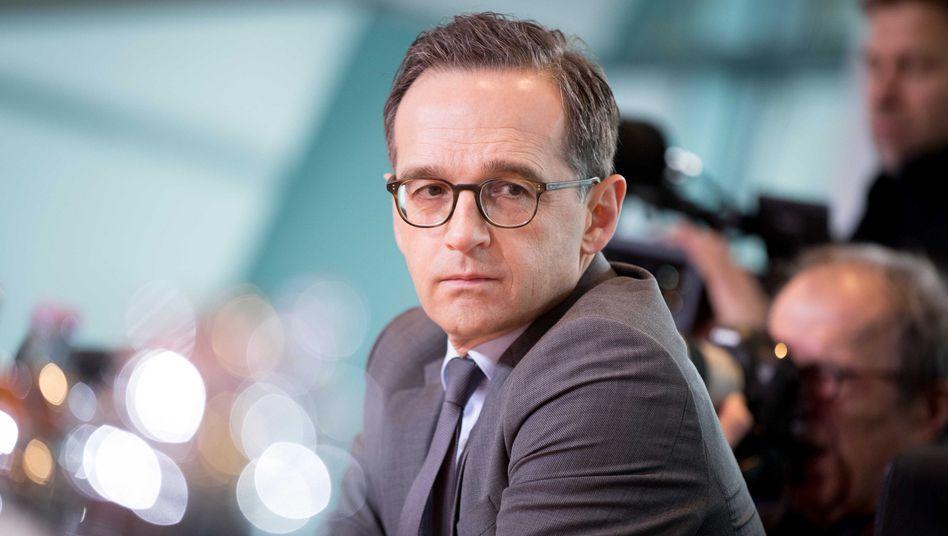 SPD-Politiker Maas