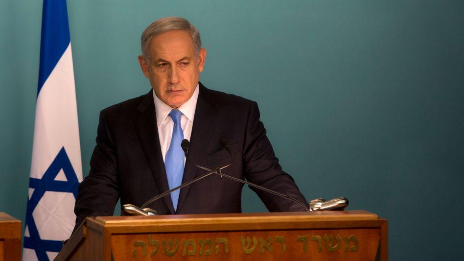 Israels Premier Netanyahu: Drastische Aussagen zum Völkermord