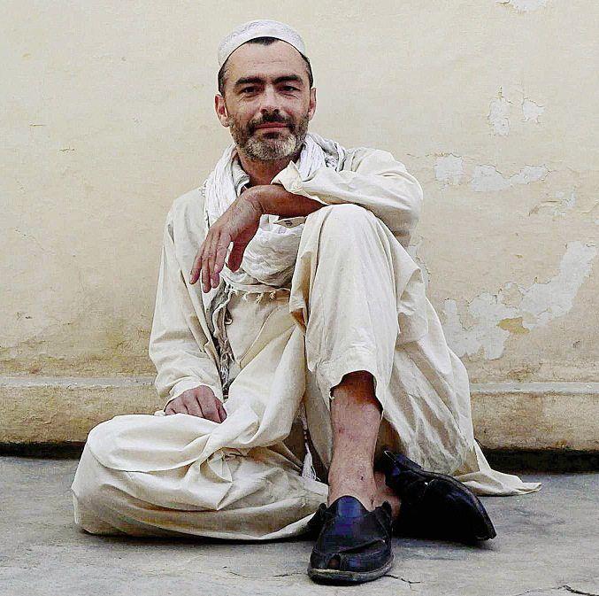 Sehen Sie hier: (2:40) Reporter Christoph Reuter über sein Afghanistan