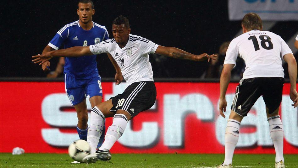 Abwehrspieler Boateng: Kritik vom Bundestrainer