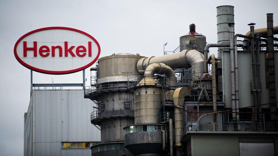 Produktionsanlage von Henkel in Düsseldorf: Russische Tests bestanden
