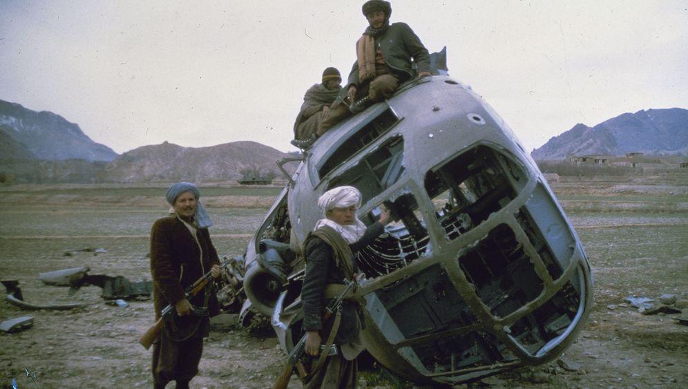 """Sowjettruppen in Afghanistan: """"Es ging um den russischen Einfluss nach Süden hin"""""""
