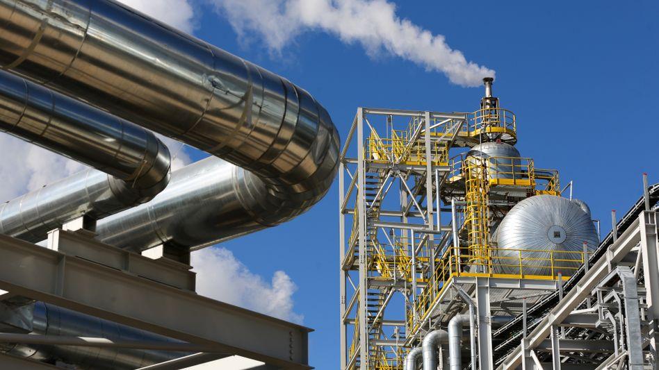 """Ammoniak-Produktionsstätte in Russland: """"Ammoniak lässt sich sehr viel einfacher, effizienter und kostengünstiger speichern und transportieren als Wasserstoff"""""""
