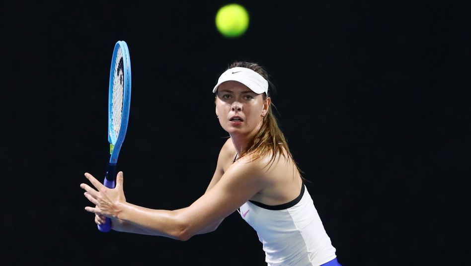Tennis: Marija Scharapowa beendet ihre Karriere